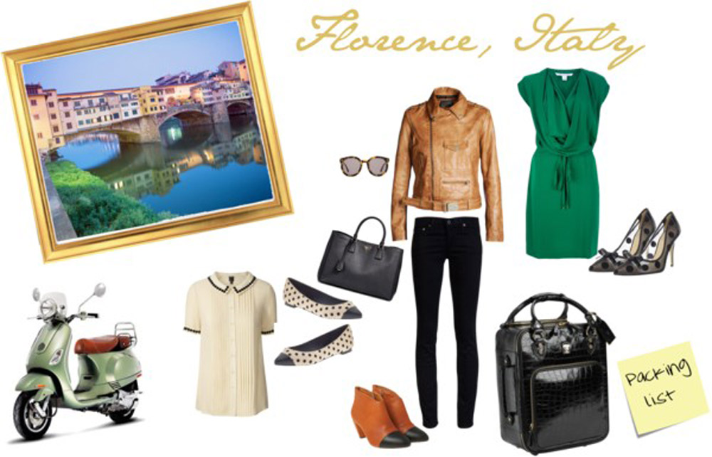 Packing List: Florence