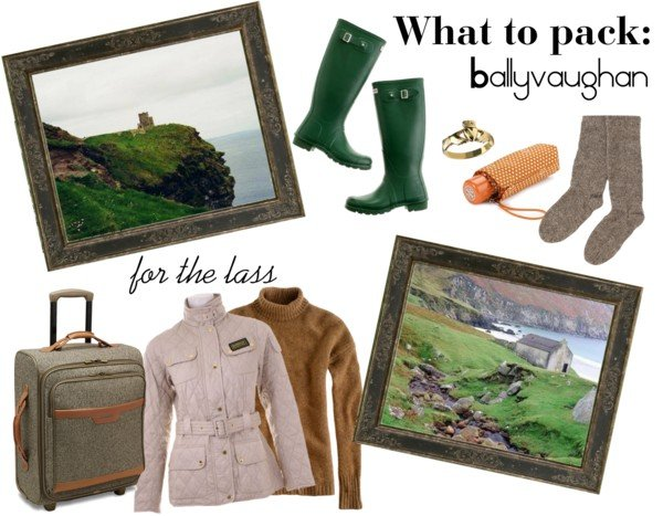 What to Pack: Ballyvaughan