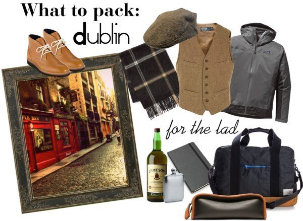 What to Pack: Dublin