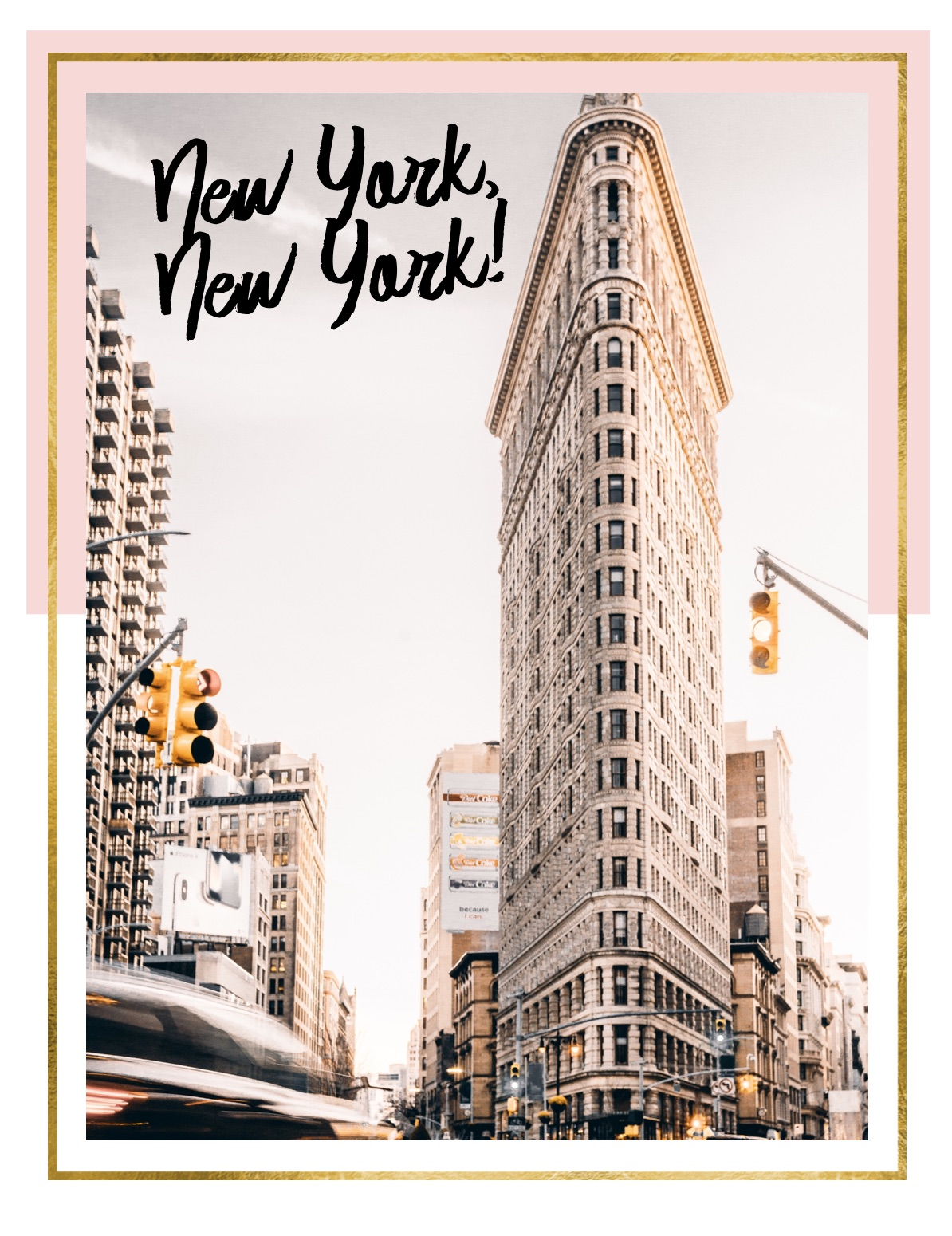 New York Itinerary