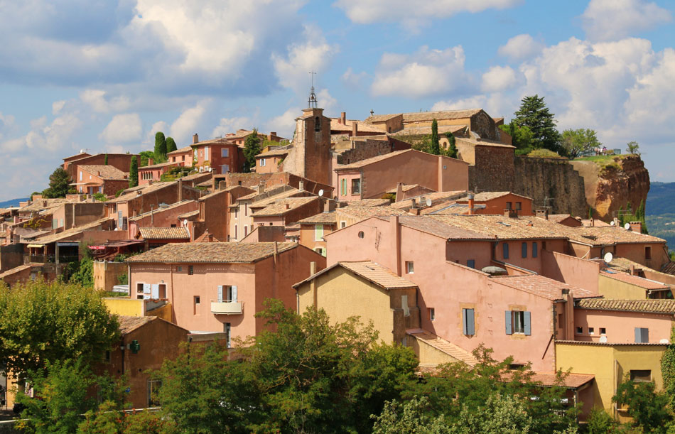 Postcards from Provence – Roussillon