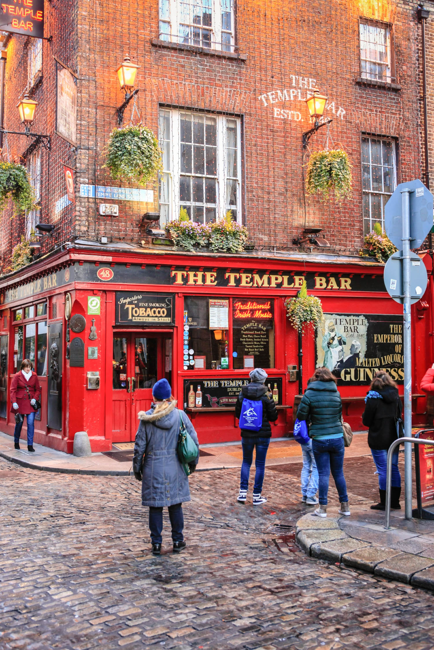 Dublin, Ireland – The Perfect Itinerary for First-Timers