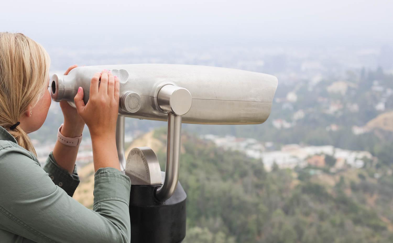 Griffith Observatory + La La Land Planetarium