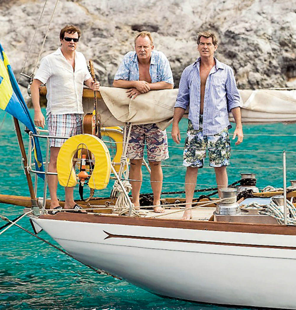 Dinner & A Movie – Greece