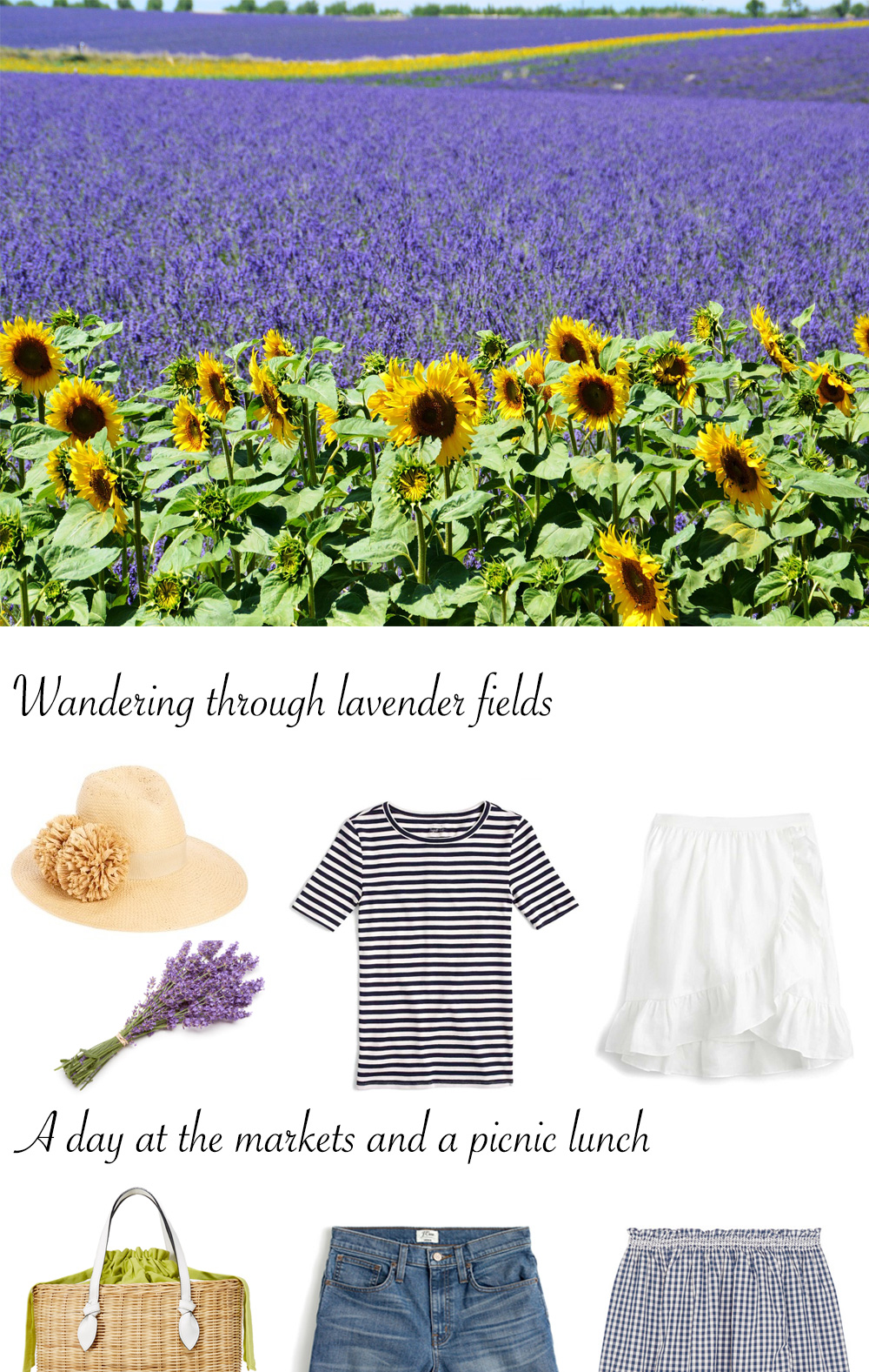 What to Pack for Provence, France