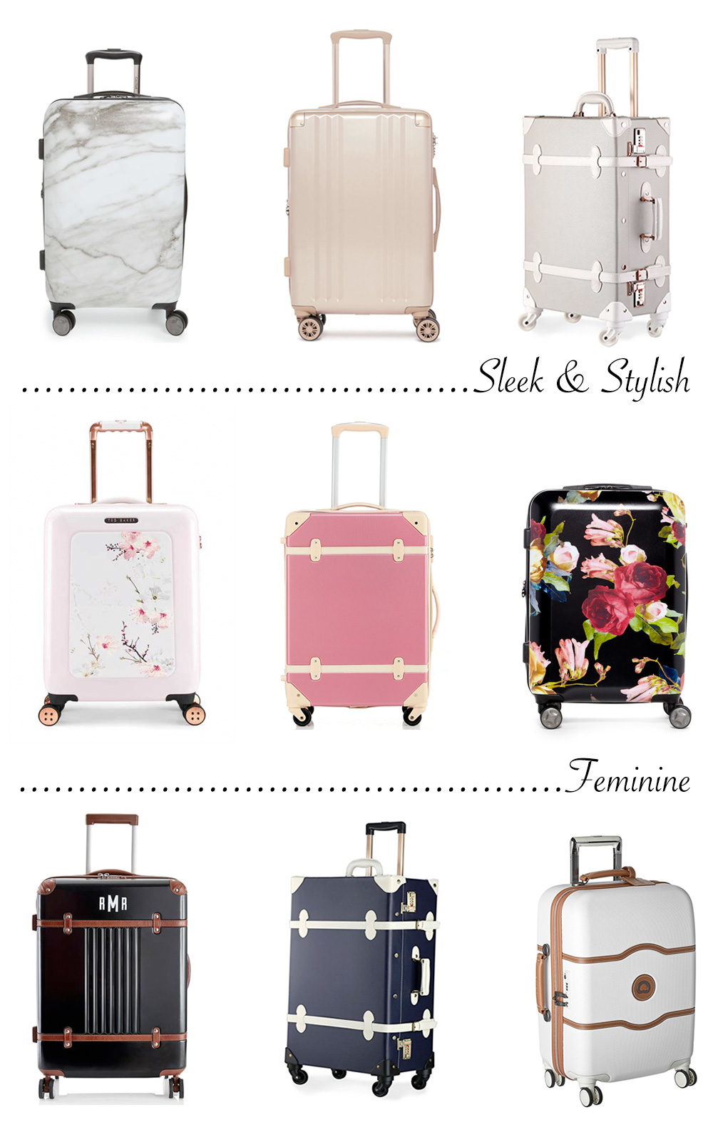 Carry-on Luggage for Every Style & Budget