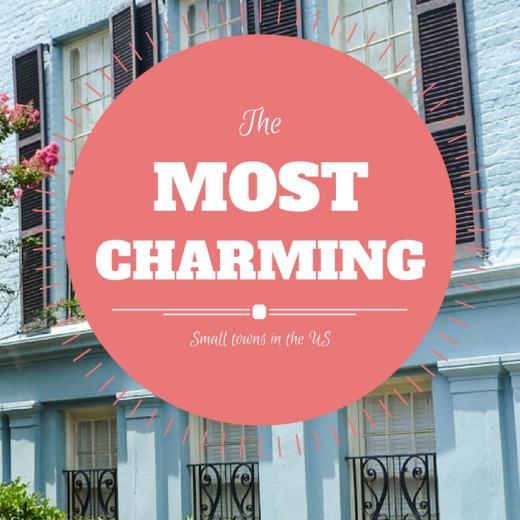 Charming towns