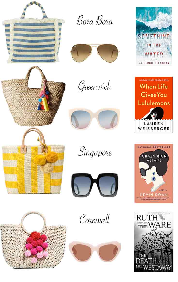 Escape With These Summer Beach Reads!