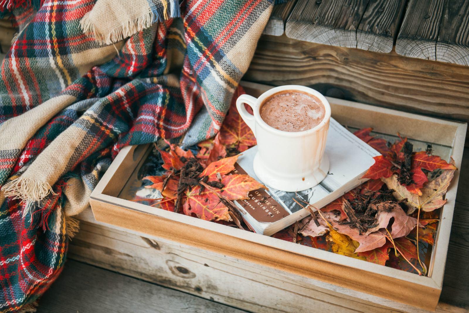 Weekend Wanderlust + Feeling Fall!